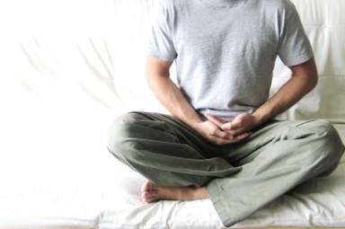 Como dormir melhor com Medita��o