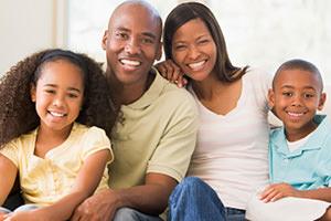 Importância do lar e família