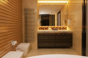 Decora��o de banheiros e Feng Shui