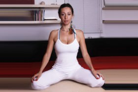 Livre-se da tens�o com Yoga