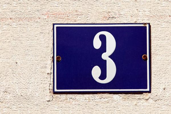 Calcule a Numerologia da sua Casa