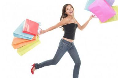 Você é louco por compras?