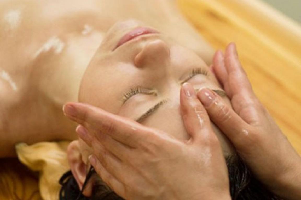 Massagem Ayurvédica