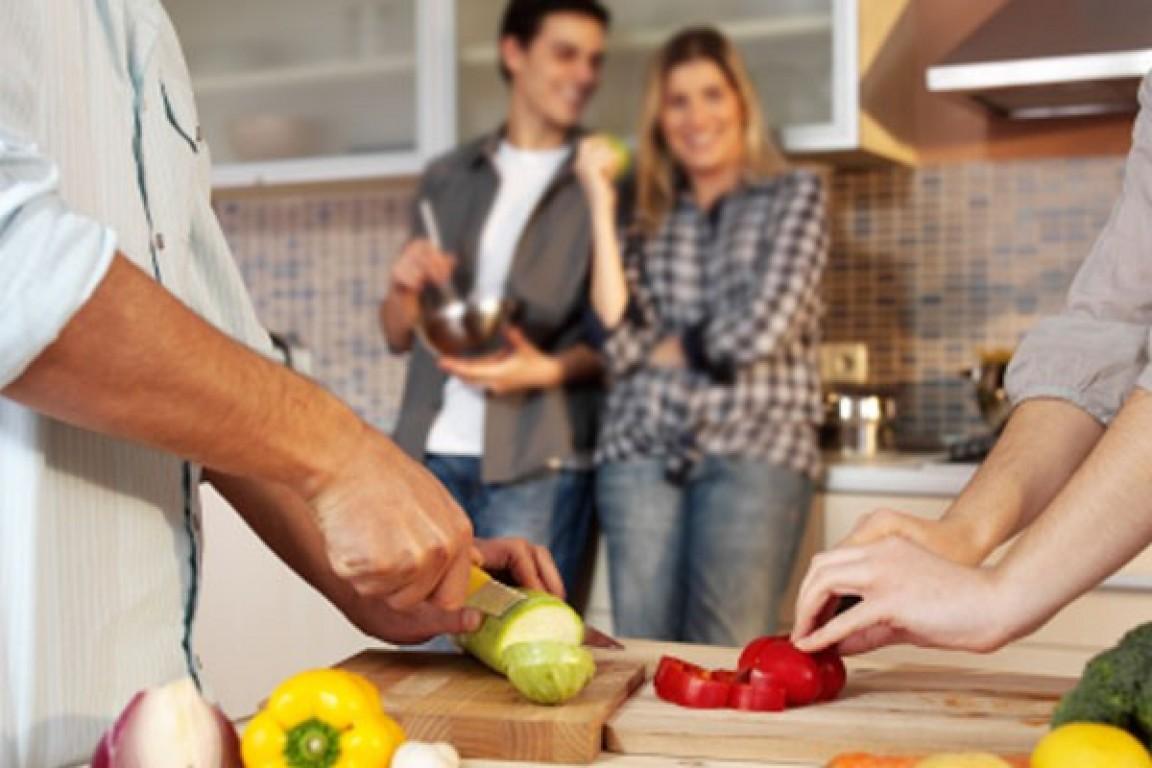 5 - Cozinhar com carinho alimenta a alma da família
