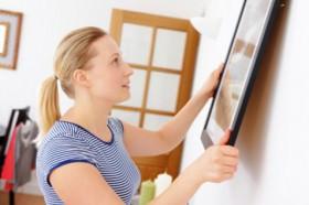 Como usar quadros na decora��o?