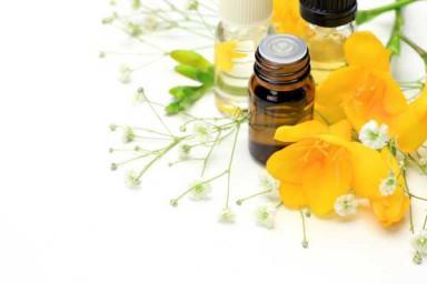 Aromas e Florais para m�es e beb�s