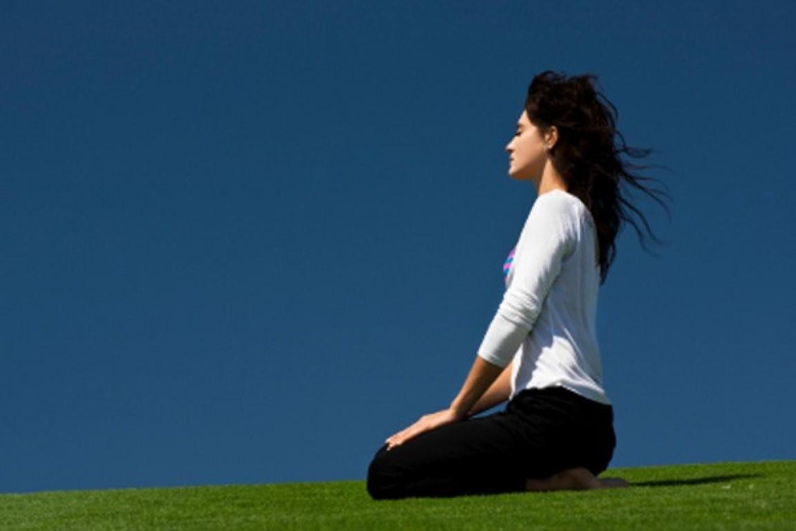Passo a passo de exercícios de respiração