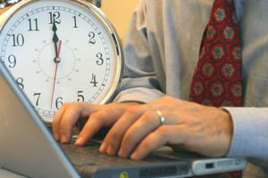 Como posso administrar melhor o meu tempo?