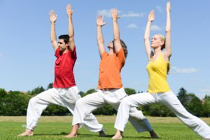 Yoga: sin�nimo de paz ou passividade?