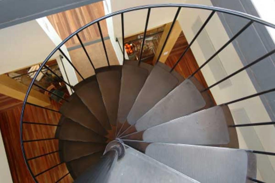 Escadas em caracol /espirais