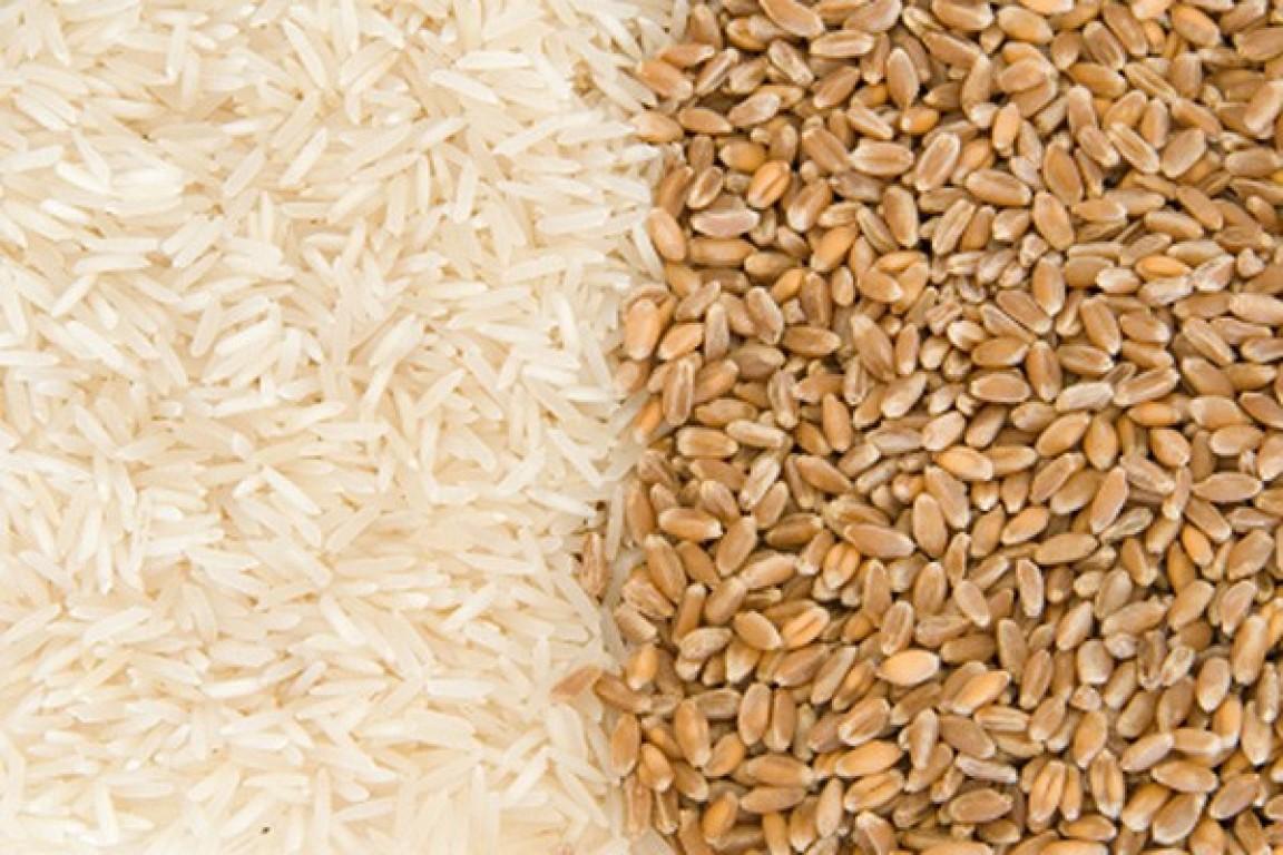 Trigo e arroz branco contribuem para a irrita��o