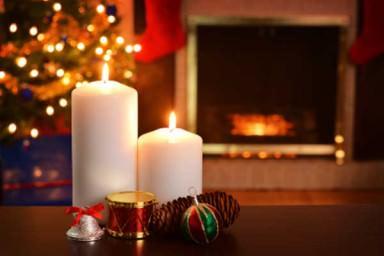 Reaproveite objetos para a decora��o natalina