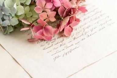 Como escrever uma carta de amor?