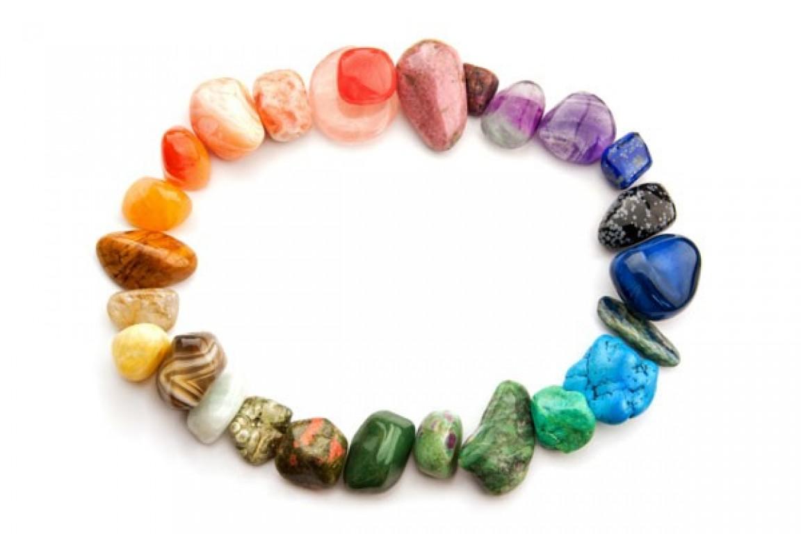 Como utilizar as pedras