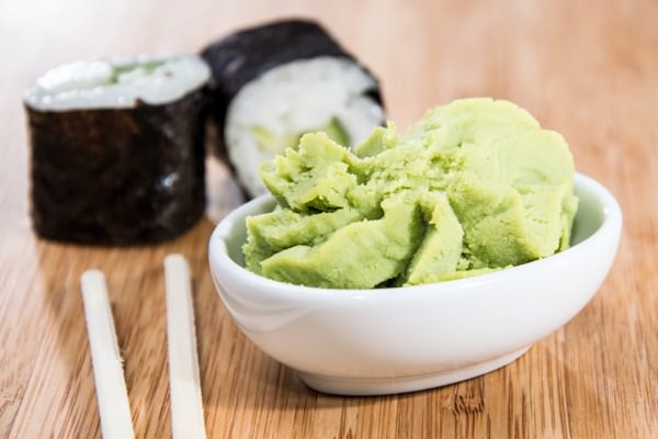 WASABI: O TEMPERO NOT�VEL