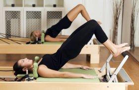 Corpo firme e forte com Pilates