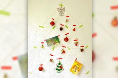 Artesanato de Natal: fa�a voc� mesmo
