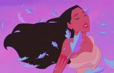 Pocahontas: desapego afetivo e transforma��o