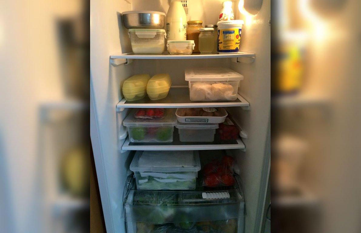 Deixe sua geladeira respirar