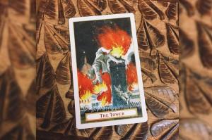 Significado do arcano A Torre