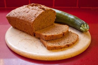Receita de pão de aveia e abobrinha (sem glúten)