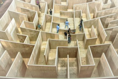 O que significa sonhar com labirinto?