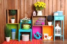 Objetos na decora��o ajudam a realizar sonhos