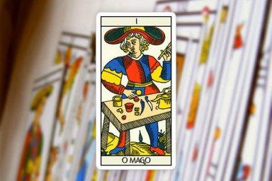 As cartas de Tarot - O Mago