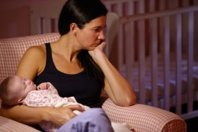 Pós-parto pode trazer medo, solidão e tristeza