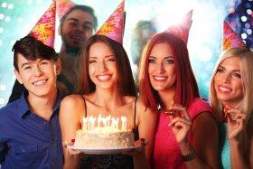 8 receitas saudáveis para festas de aniversário