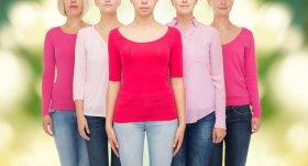 O que significa usar mesma cor de roupa que alguém próximo?