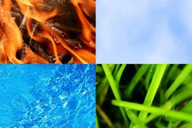 Significados dos quatro Elementos astrol�gicos