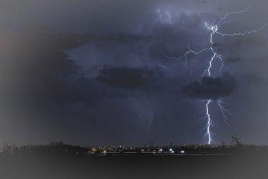 O que significa sonhar com tempestade?