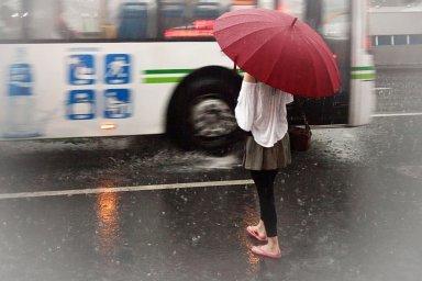 O que significa sonhar com chuva?