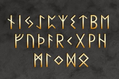 Significado de nomes pelas Runas