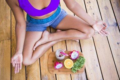 Meditação para comer melhor