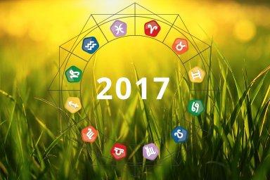 Previsões para os signos em 2017