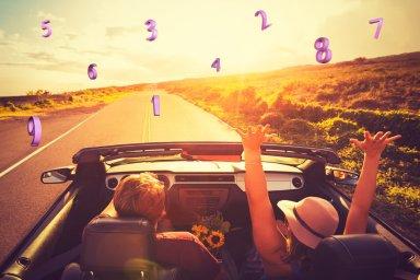 Previsões numerológicas para o amor em 2017