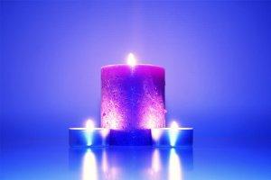 Significados das cores nas velas