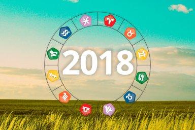 Previsões para os signos em 2018