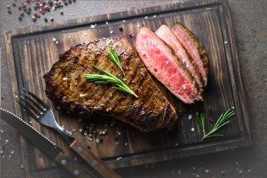O que significa sonhar com carne?